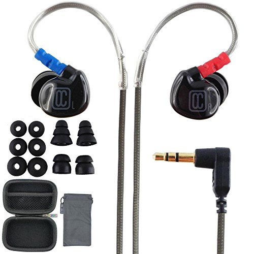 Octone IEM Pro 2- In-Ear Monitoring Ohrhörer - Bühne Band Sport Action - Edition Eco