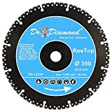 Dr. Diamond Diamant Trennscheibe Rescue Top 1 x 350 mm Bohrung 25-4 mm