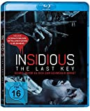 Insidious - The Last Key [Blu-ray] - Mit Lin Shaye, Leigh Whannell, Angus Sampson