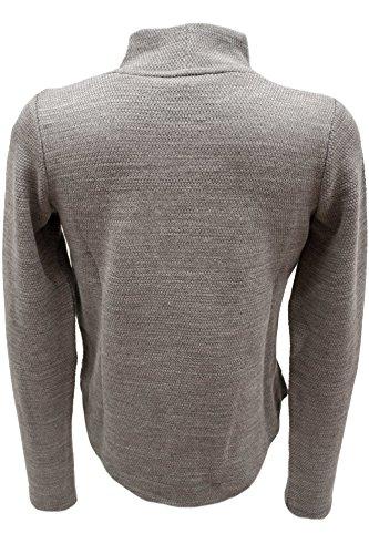 ESPRIT - Pull - Pull - Manches Longues - Femme Grau (light grey 040)