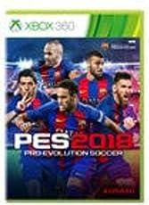 Pro Evolution Soccer 2018 - Xbox 360 Standard Edition