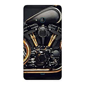 Gorgeous Awesome Cruise Engine Back Case Cover for Lumia 540