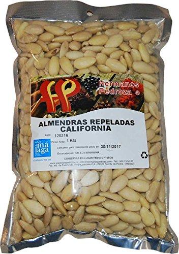 ALMENDRA CALIFORNIA REPELADA 1000 G