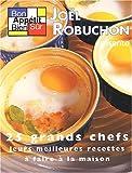 Bon appétit bien sûr, tome 4 - 25 grands chefs, leurs meilleures recettes à faire à la maison