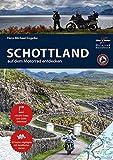 Motorrad Reiseführer Schottland: BikerBetten Motorradreisebuch