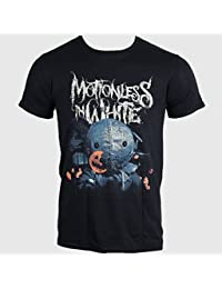 "Motionless In White Trick Or Treat T-shirt : Medium 38-40"" (Black)"