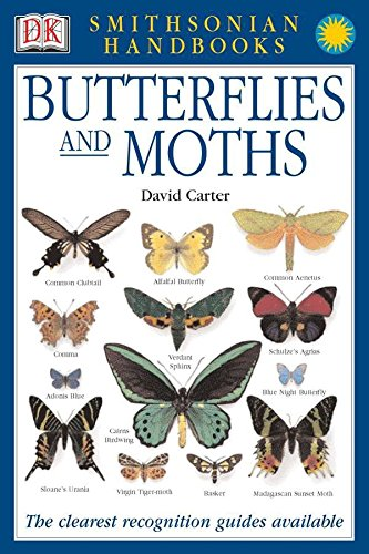 Smithsonian Handbooks: Butterflies & Moths (Smithsonian Handbooks (Paperback))
