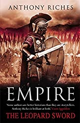 The Leopard Sword (Empire series) by Anthony Riches (2012-10-25)