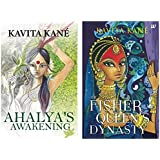 Ahalya'S Awakening + The Fisher Queen'S Dynasty (Set of 2 Books)