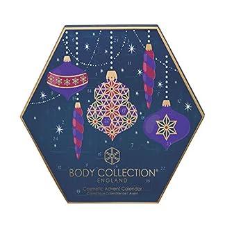 Geschenkbox Caja de Regalo Body Collection Beauty de Calendario de Adviento de Productos Technic para Mujeres con Maquillaje y Utensilios en Super Calidad