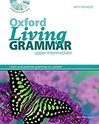 Oxford Living Grammar: Upper-Intermediate: Student's Book Pack