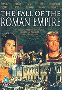 The Fall Of The Roman Empire [DVD] (1964)