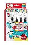 Marabu 171900081 - Fashion-Spray Sortierung Caribbean Dreams
