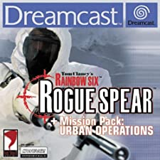 Rainbow six rogue spear plus mission pack - Dreamcast - PAL