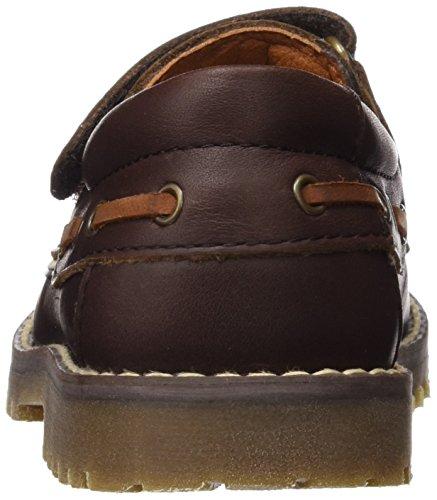 Pablosky - 667592, Scarpe sportive Bambino Marrone