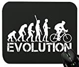 Touchlines Merchandise TLM Evolution Bike Mauspad für Gaming und Grafikdesign 230x190x5mm