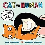 Cat Vs. Human 2019 Calendar