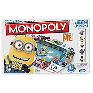 Monopoly Despicable Me 2 Board Game