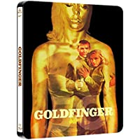 Goldfinger - Limited Edition Steelbook