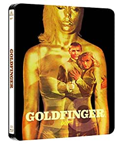 Goldfinger - Limited Edition Steelbook [Blu-ray]