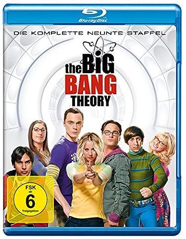 The Big Bang Theory - Die komplette 9. Staffel
