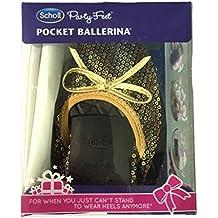 School Pocket Ballerina Dorée 37/38