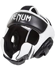 Venum Challenger 2.0 Casque de boxe Hook & Loop Noir/Blanc