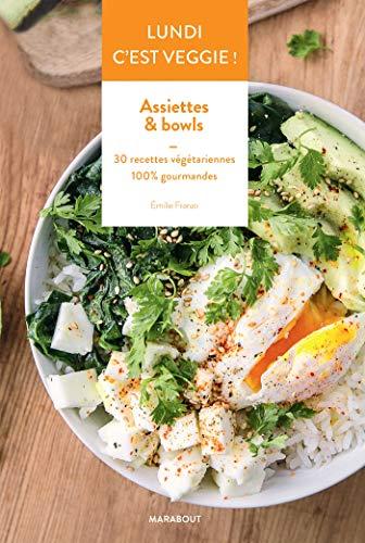 Lundi c'est veggie ! Assiettes & Bowls par  Emilie Franzo