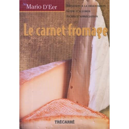 Le carnet fromage