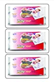 #4: Wetty Premium Wipes, 72 Count (Pack of 3)