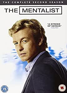 The Mentalist Season 2 [DVD]