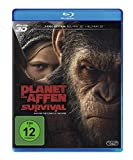 Best Twentieth Century Fox 3D Blu-Ray - Planet der Affen: Survival (+ Blu-ray 2D) [Alemania] Review