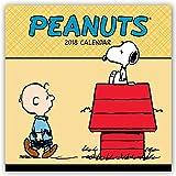 Peanuts 2018: Original BrownTrout-Kalender [Mehrsprachig] [Kalender] (Wall-Kalender)