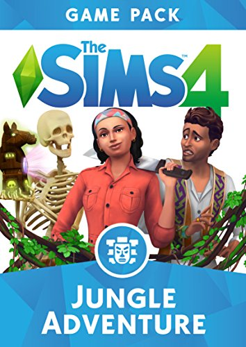 Die SIMS 4 Dschungel Abenteuer Game Pack DLC | PC Download Origin Code