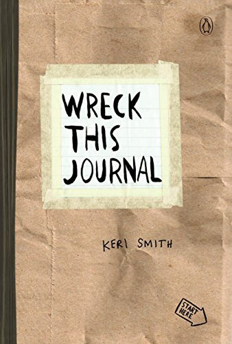 Wreck This Journal (Paper bag) Expanded Ed. por Keri Smith