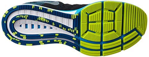Nike–Air Zoom Vomero 10, Chaussures de running pour homme Noir - Schwarz (Schwarz / Blau)
