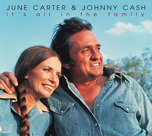 It's All in the Family (June Carter-cd)