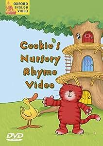 Cookie's Nursery Rhyme Video: DVD