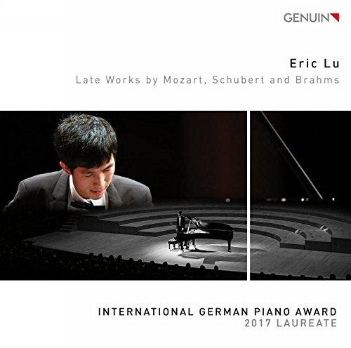 Eric Lu - International German Piano Award 2017 Laureate