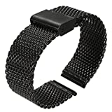 Watch Band - SODIAL(R) New 24mm Watch St...