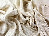 Italienisches Strukturierte Woven passend Kleid Stoff