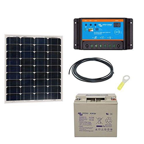 Kit solaire 50w autonome 12v