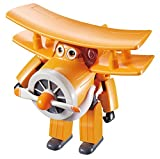 Auldey- Super Wings Figurine Transformable Articulée 'Transforming' 12 cm - GRAND ALBERT- YW710260EU