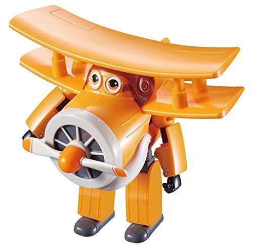 Transformer Fliegende Spielzeug (Super Wings Transform Bots Grand Albert 12 cm Transformer Flugzeuge Spielzeug)