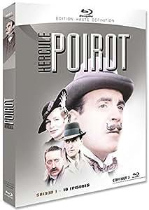 Agatha Christie : Poirot - Saison 1 [Blu-ray] [Import italien]