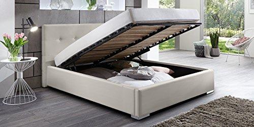 die 41 besten bett mit bettkasten im vergleich 2018 g nstiger m bel und m belproduktvergleich. Black Bedroom Furniture Sets. Home Design Ideas