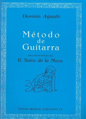 AGUADO - Metodo para Guitarra (R.Sainz de la Maza) (*)