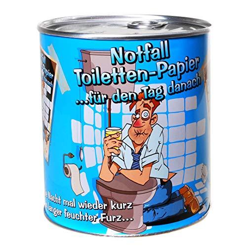 Notfall Toilettenpapier