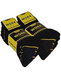 10 oder 20 Paar Herren Arbeitssocken WORK Baumwolle - sockenkauf24