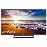 Smart-Tech SMT40P28SA10 Smart TV Full HD da 40 Pollici - Full HD, Triplo Sintonizzatore, HDMI, WiFi, Smart TV (DVB-T2/T/C/S2/S, Colore Nero)